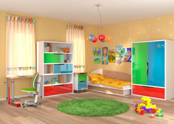 Детская мебель вариант № 2