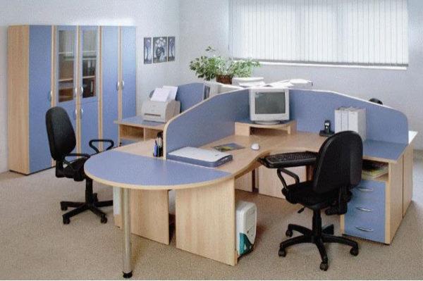 Офисная мебель № 9